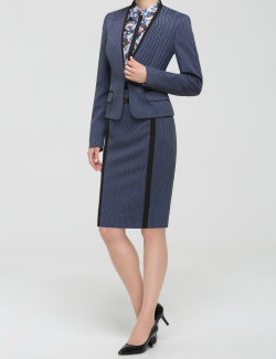 Женский костюм Nova Line. Купить офисный нарядный или деловой женский костюм  в интернет-магазине 0cca7b3d135